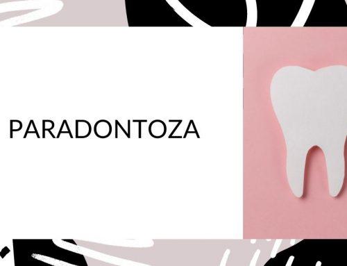 Paradontoza. Przyczyny, objawy i leczenie zapalenia przyzębia
