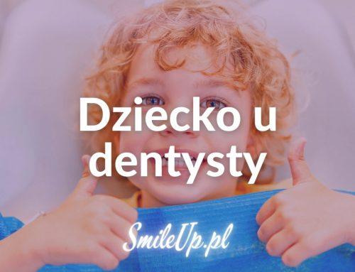 Dziecko u dentysty – jak przygotować je do pierwszej wizyty?
